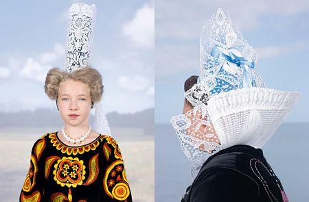 Finistère headdresses